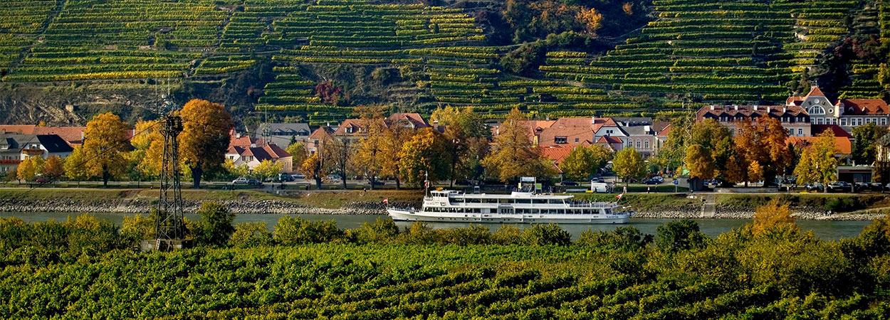 Brandner Schifffahrt Wachau