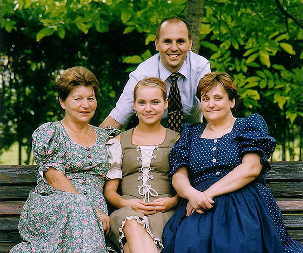 Familie Reiböck